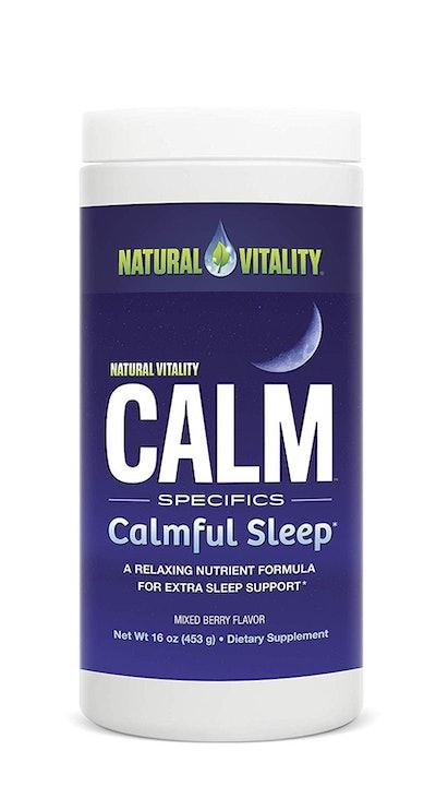 Natural Vitality Natural Calmful Sleep, 16 oz.