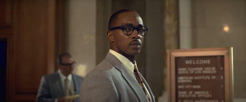 Anthony Mackie stars in an Apple TV+ original film.