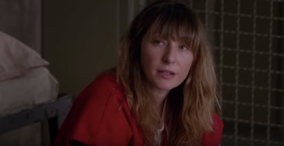 Meredith's cellmate could be trouble on Grey's Anatomy.