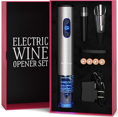 Electric Wine Opener with Charger