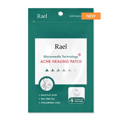 Rael Microneedle Technology Acne Healing Patch