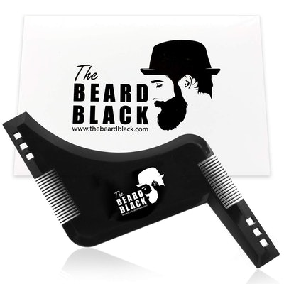The Beard Black Beard Shaping Tool