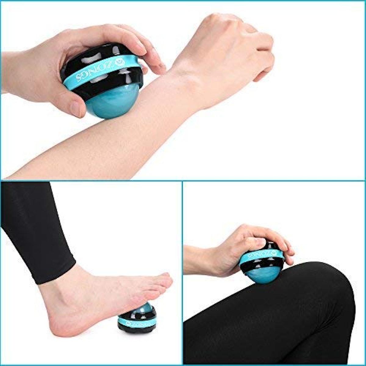 Massage Ball Manual Roller