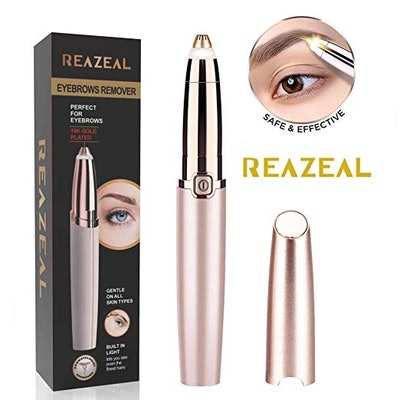 Reazeal Rechargeable Eyebrow Hair Remover