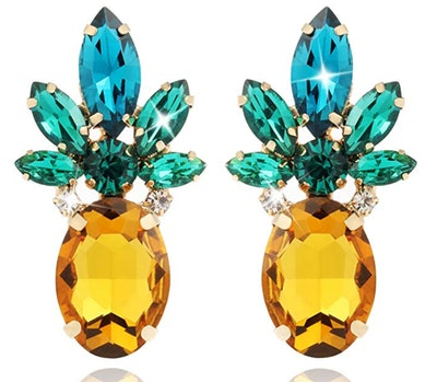 Holylove Pineapple Earrings