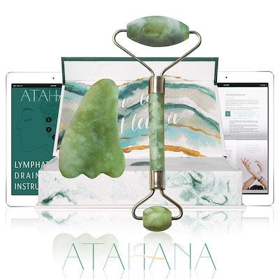 Jade Roller and Gua Sha by ATAHANA