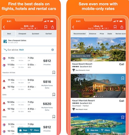apps for holiday travel deals