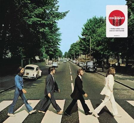 The Beatles – Abbey Road - Target Exclusive, Vinyl w/ T-shirt
