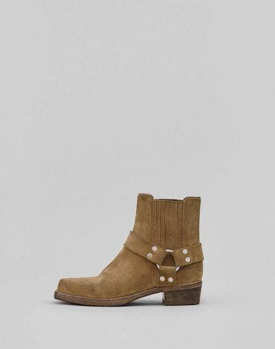 Short Cavalry Boot