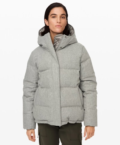 Wunder Puff Jacket Wool