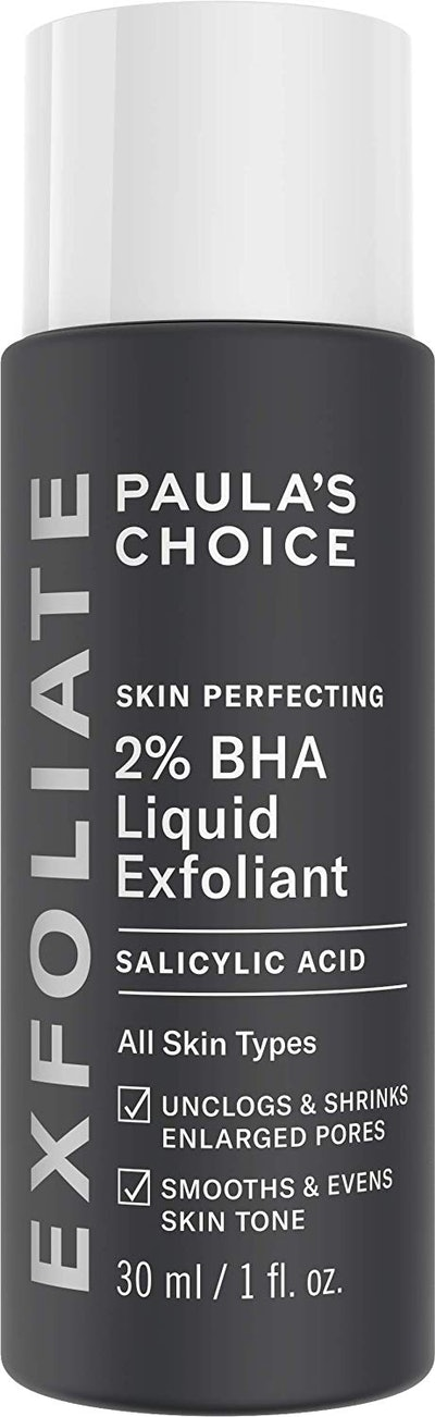 Paula's Choice Skin Perfecting 2% BHA Liquid Salicylic Acid Exfoliant for Blackheads, Enlarged Pores, Wrinkles, Fine Lines