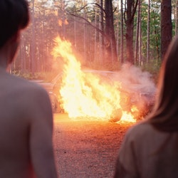 Alyssa and James in 'The End Of The F***ing World' Season 1