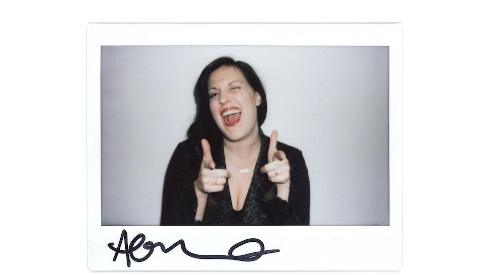Allison Tolman, 'Emergence' star, Bustle Booth