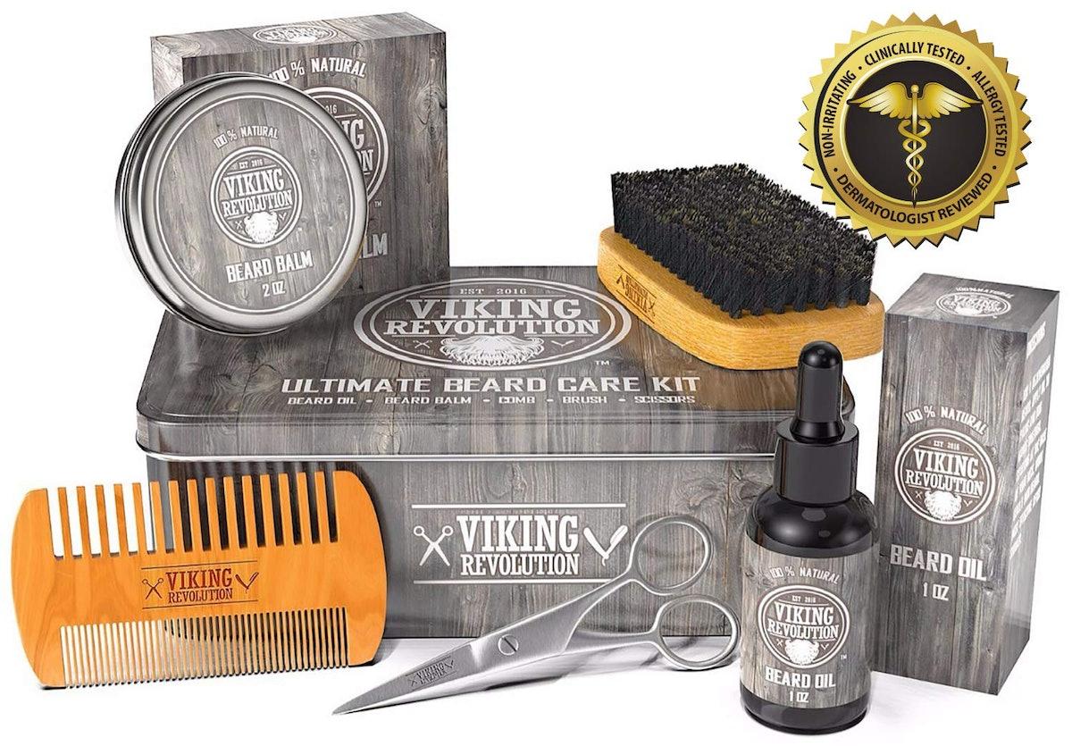 Viking Revolution Beard Care Kit