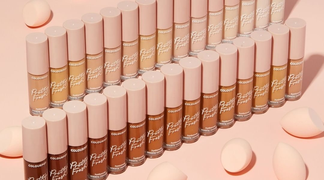 All 30 shades of ColourPop's new Hyaluronic Creamy Concealer