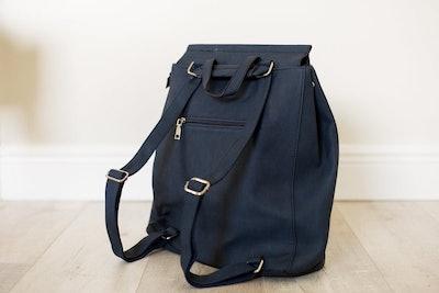 Convertible Backpack and Shoulder Bag