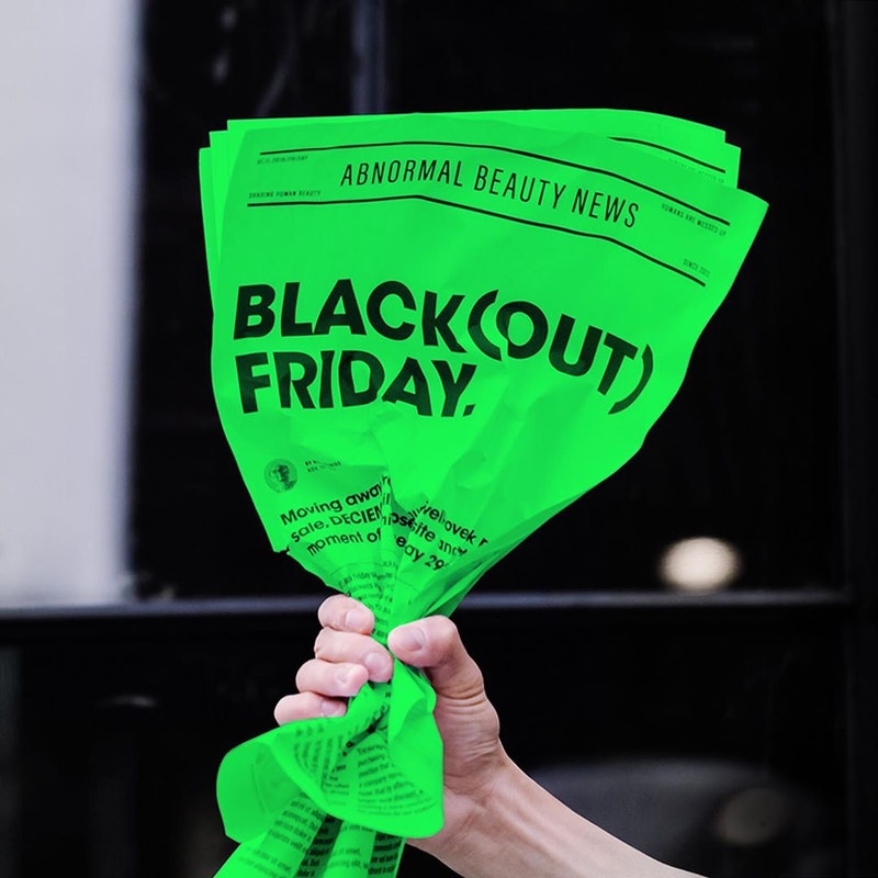 Deciem's Black(Out) Friday sale lasts the entire month of November