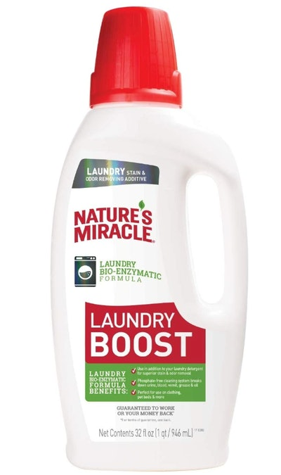 Nature's Miracle Laundry Boost, 32 Oz.