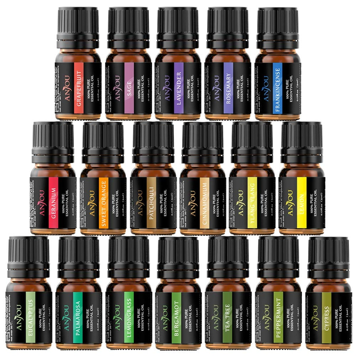 Anjou Essential Oils Gift Set