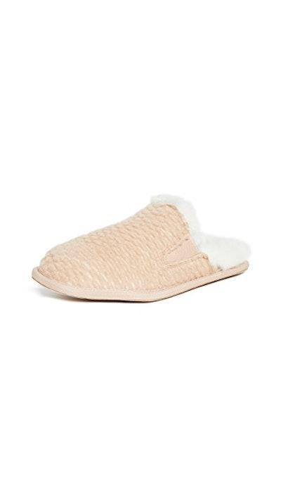 Hadley Knit Slippers