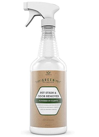 TriNova Natural Pet Stain & Odor Remover Eliminator