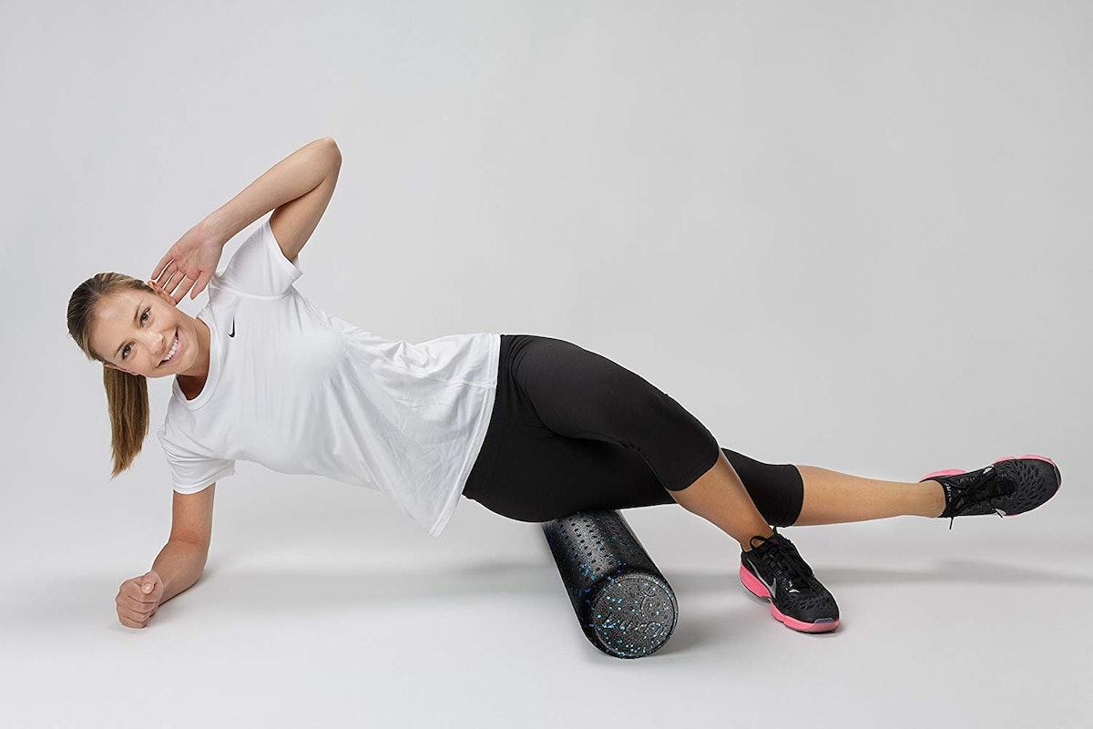 LuxFit Foam Roller for Muscle Massage