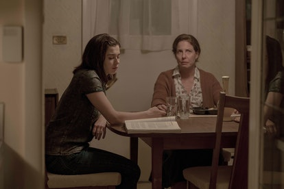 Teen Annie (Ruby Cruz) and Crysilda (Robin Weigert) in 'Castle Rock' Season 2
