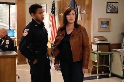 Allison Tolman stars in 'Emergence'
