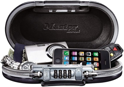 Master Lock Combination Portable Safe