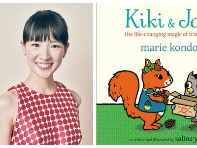Marie Kondo; Kiki & Jax: The Life-Changing Magic of Friendship