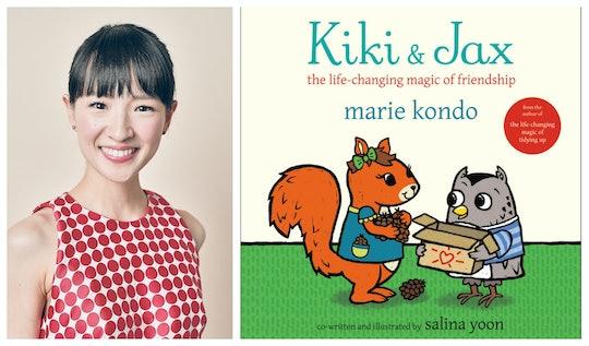 Marie Kondo; Kiki & Jax: The Life-Changing Magic of Friendship