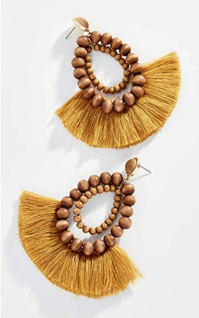 Shashi Women's Rio Fringe Earrings
