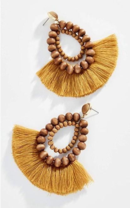Shashi Women's Rio Fringe Earrings