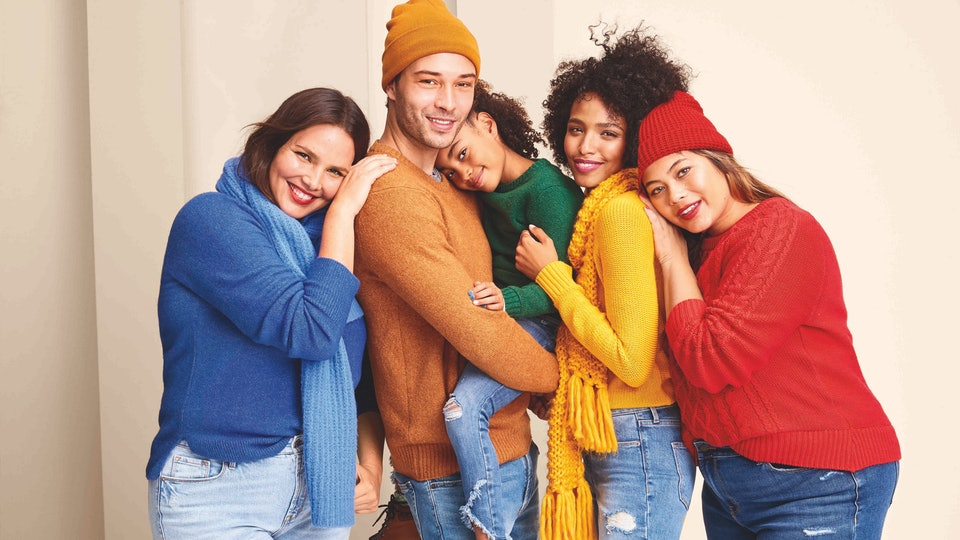Old Navy Black Friday and Cyber Monday sales include half off sweaters, jeans, outerwear, and more.