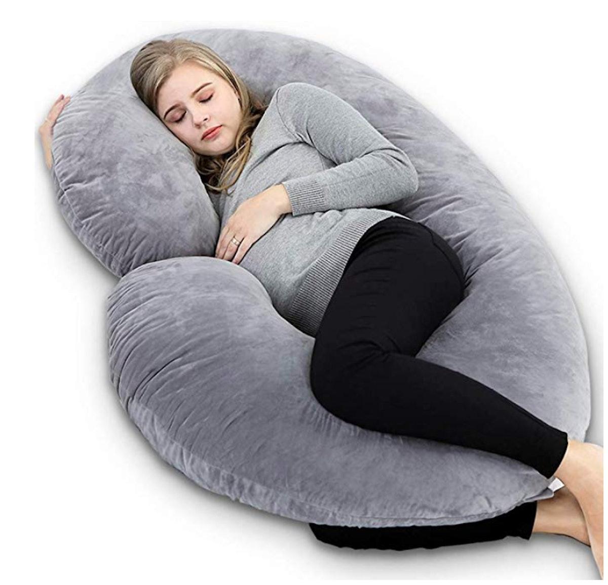 INSEN Pregnancy Body Pillow