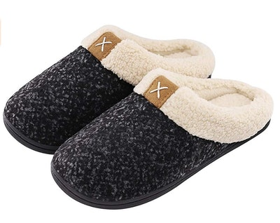 Ultraideas Women's Cozy Memory Foam Slippers