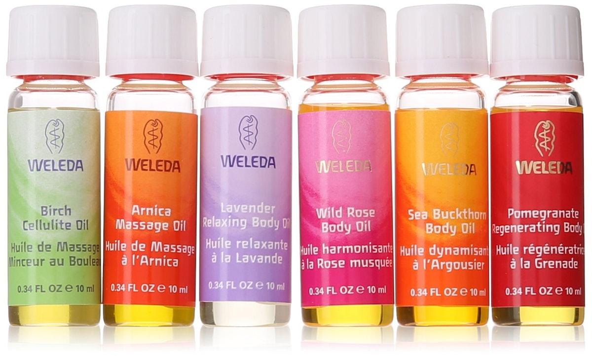 Weleda Body Oil Kit