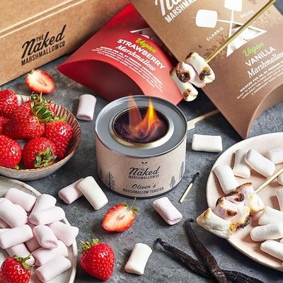 Vegan Marshmallow Toasting Kit
