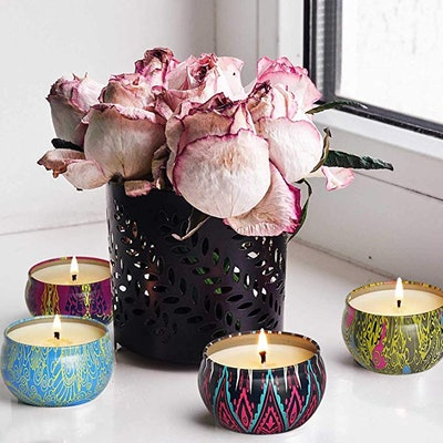 YIH Gift Package Scented Candles (8-Piece Set)