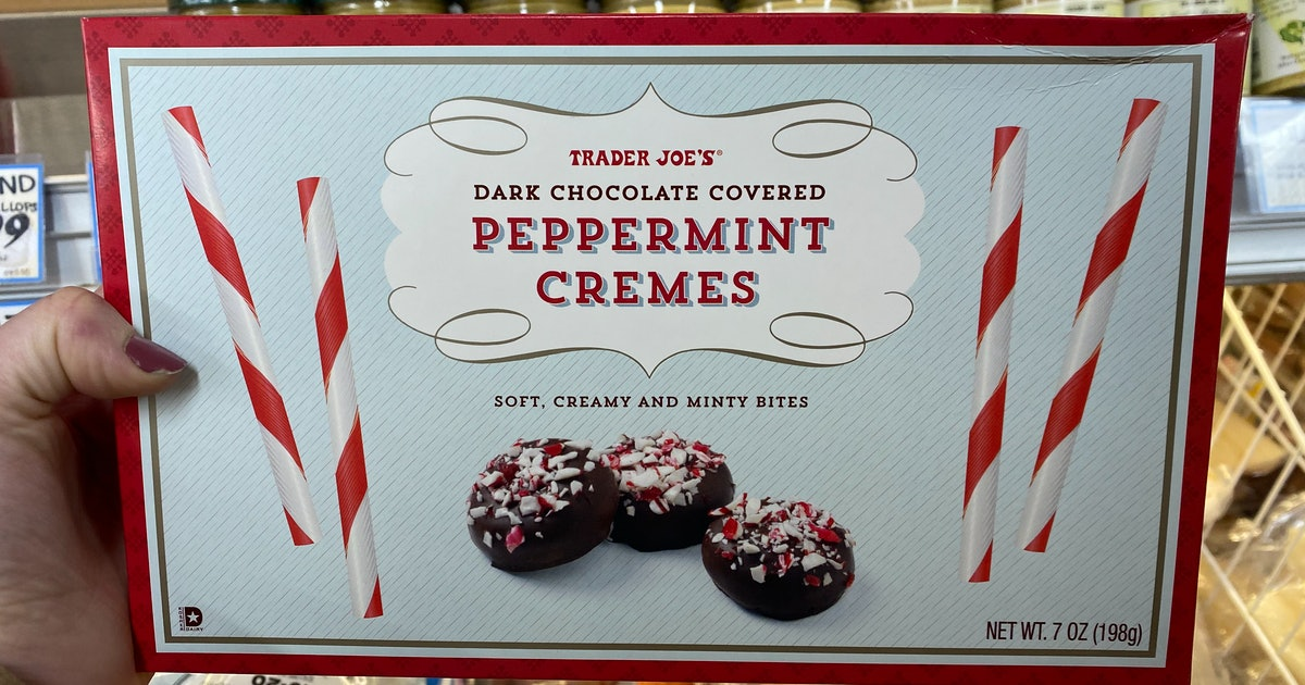 6 Trader Joe's Holiday Favorites You Can Already Buy