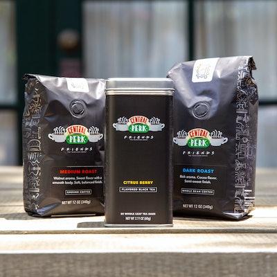 Central Perk Ground Medium Roast Coffee