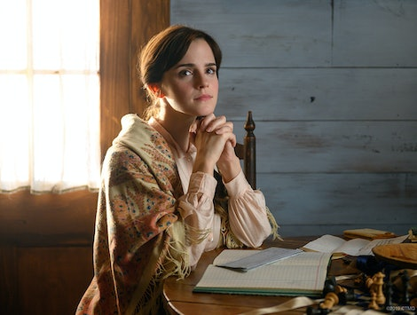 Emma Watson stars as Meg in 'Little Women'