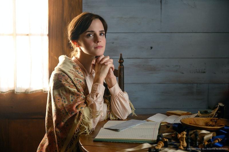 Emma Watson stars as Meg in 'Little Women'