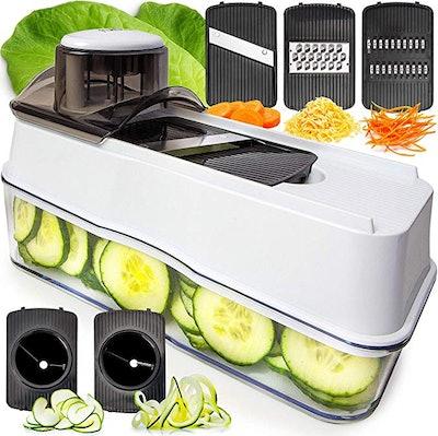 Fullstar Mandoline Slicer Spiralizer Vegetable Slicer