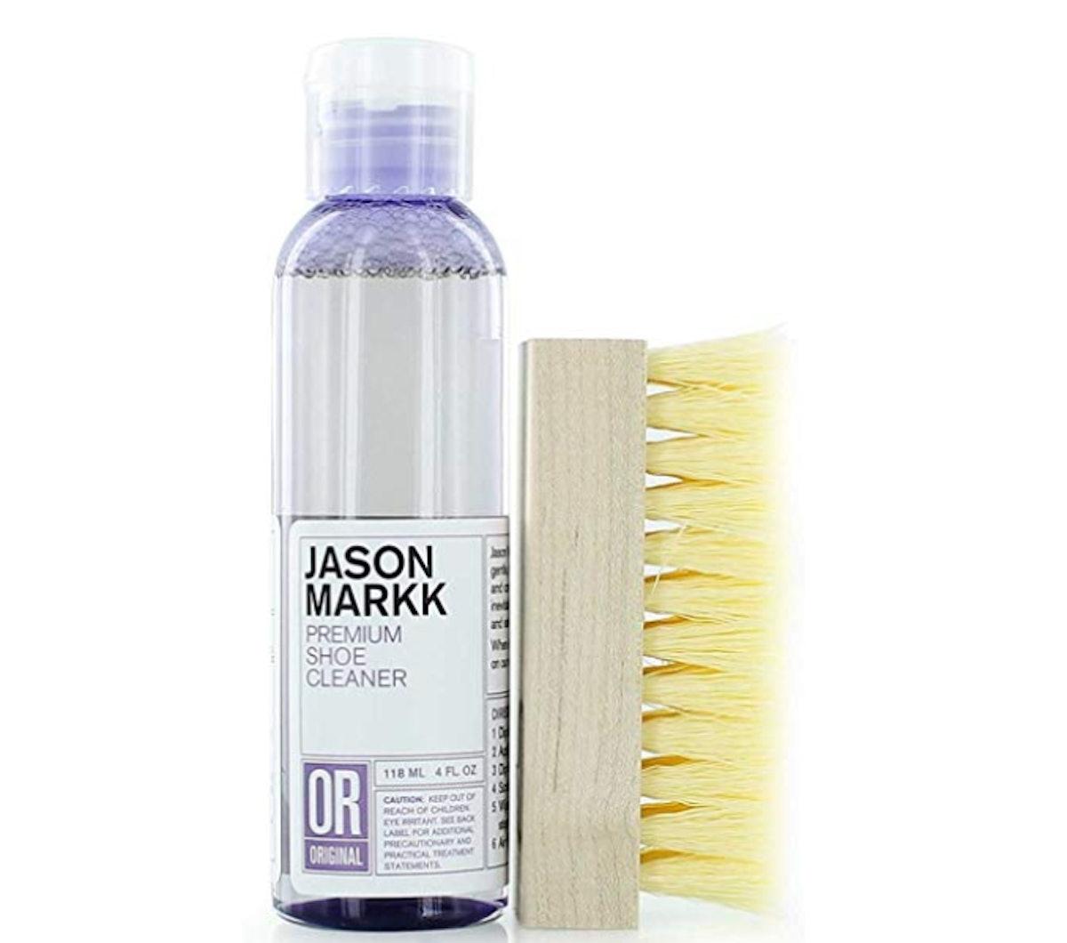 Jason Markk Shoe Cleaner Brush And Solution