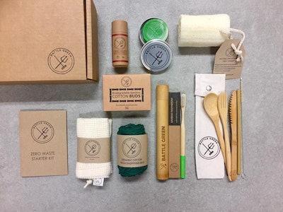 Zero Waste (Plastic-free) Starter Kit