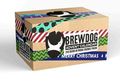 BrewDog Beer Advent Calendar