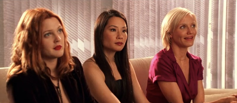 Drew Barrymore, Lucy Liu, and Cameron Diaz in 'Charlie's Angels'
