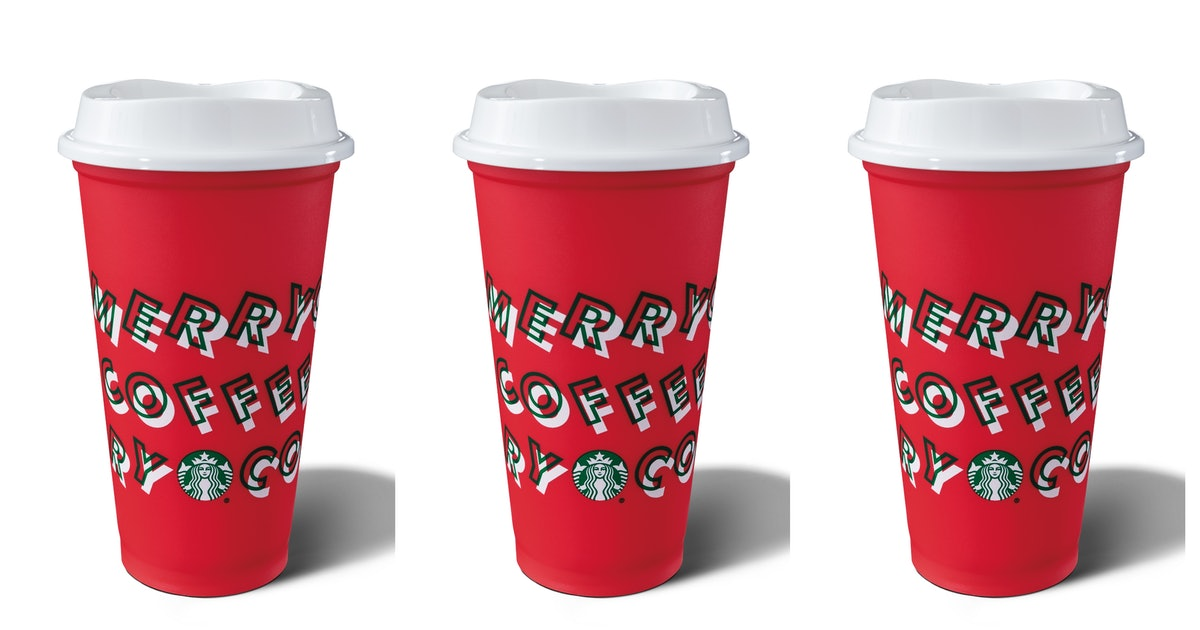 Flipboard How To Get Starbucks Free Reusable Holiday Cup
