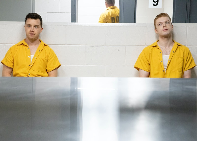 Cameron Monaghan and Noel Fisher return as Ian Gallagher and Mickey Malkovich on 'Shameless' Season 10